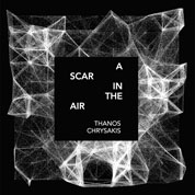 A SCAR IN THE AIR cd cover