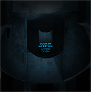 Door of No Return cd cover