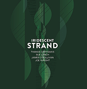 Iridescent Strand cd cover
